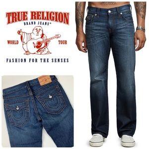 True Religion Billy Bootcut Jeans👖